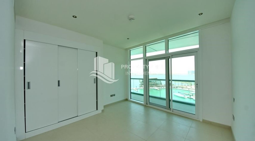 Bedroom-Own 2BR unit with fantastic sea view