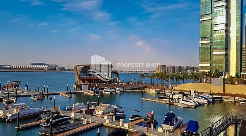 Community-Own 2BR unit with fantastic sea view