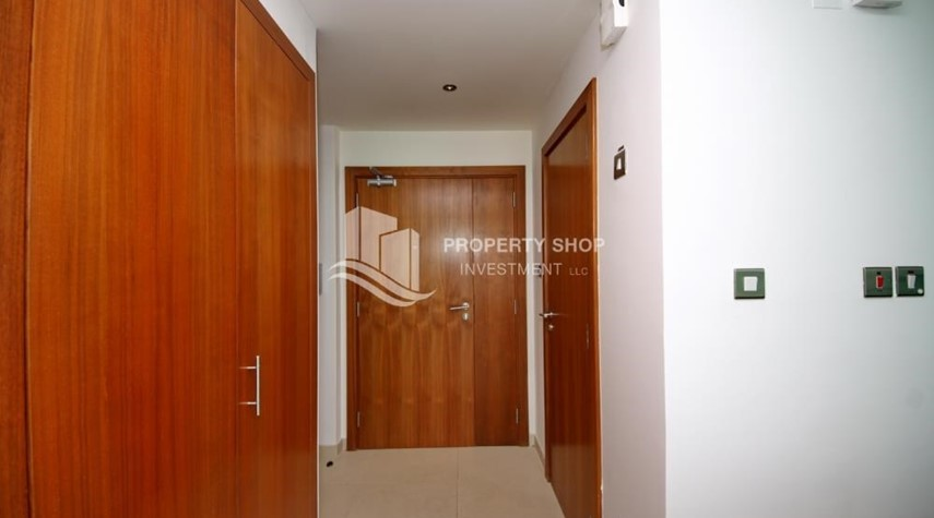 WalkIn Closet-Own 2BR unit with fantastic sea view