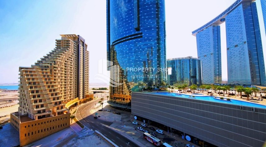 Community-2br, Living in Luxurious Mangrove Place, Al Reem Island