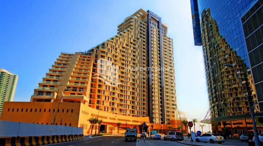 Property-2br, Living in Luxurious Mangrove Place, Al Reem Island