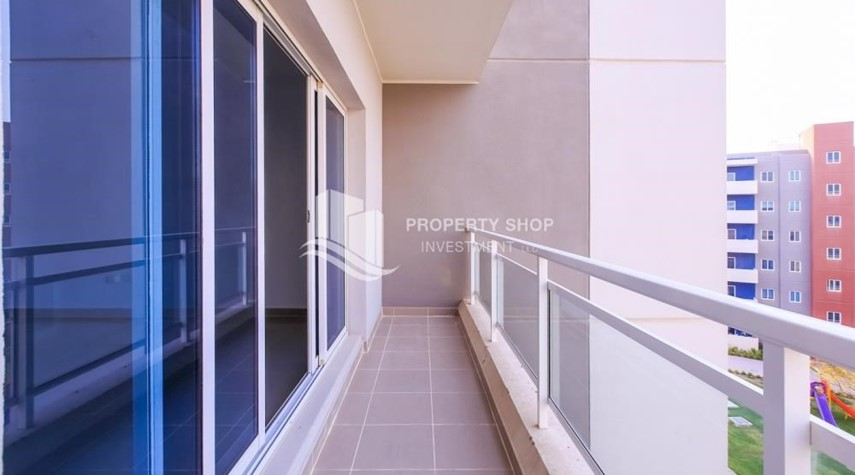 Balcony-Lowest price Apt with Underground parking -Type A.
