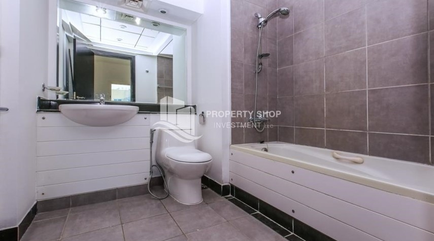 Bathroom-Lowest price Apt with Underground parking -Type A.