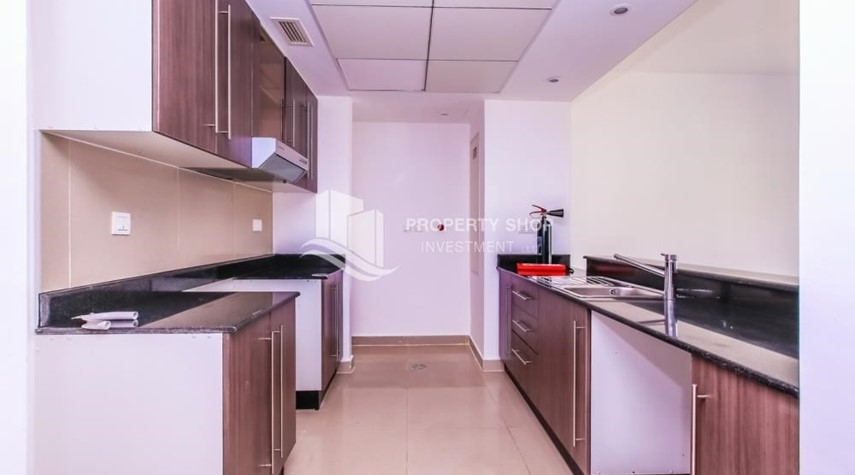 Kitchen-Lowest price Apt with Underground parking -Type A.