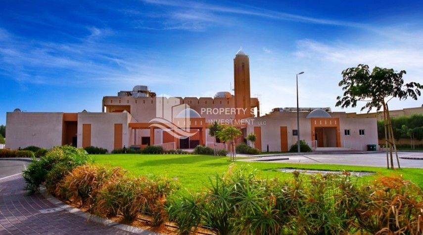 Community-2 Bedroom Apartment in Al Reef Downtown For RENT by the first week of October!