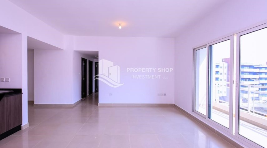Dining Room-2 Bedroom Apartment in Al Reef Downtown For RENT by the first week of October!