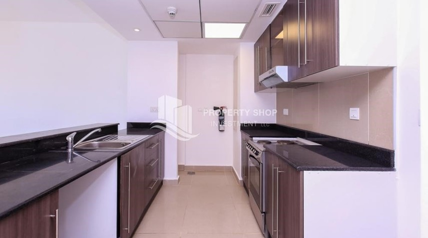 Kitchen-2 Bedroom Apartment in Al Reef Downtown For RENT by the first week of October!