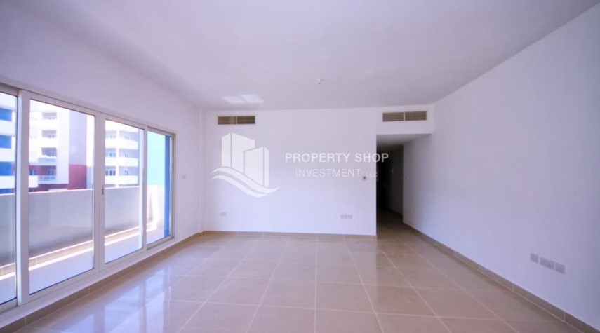 Dining Room-2BR Apt with Balcony and Storage, street view, available for rent Now