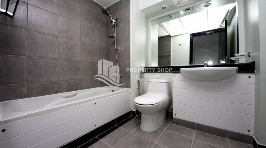 Bathroom-2 Bedroom Apartment in Al Reef Downtown FOR RENT!