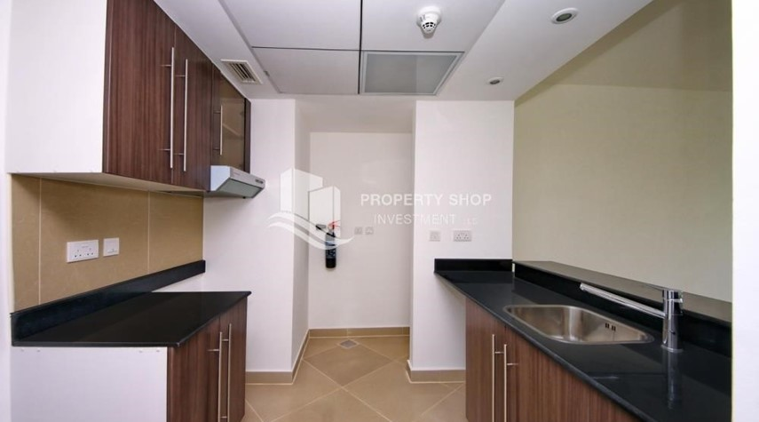 Kitchen-2 Bedroom Apartment in Al Reef Downtown FOR RENT!