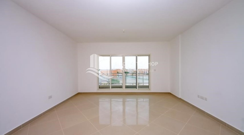 Living Room-2 Bedroom Apartment in Al Reef Downtown FOR RENT!