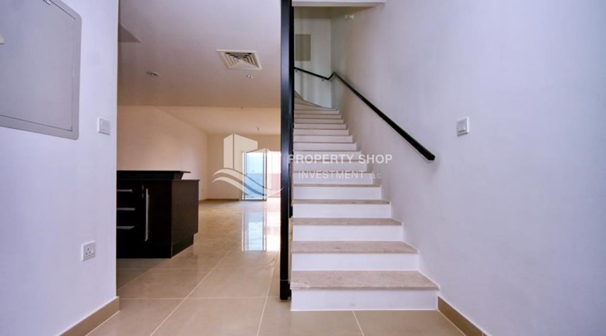Stairs-Single Row Villa with garden view + High ROI.