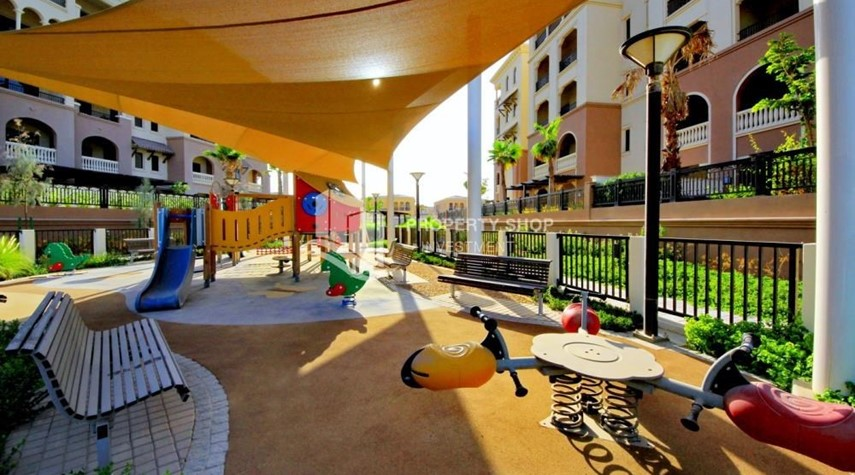 Facilities-2BR Apt on Low Floor with street view in Saadiyat Island!