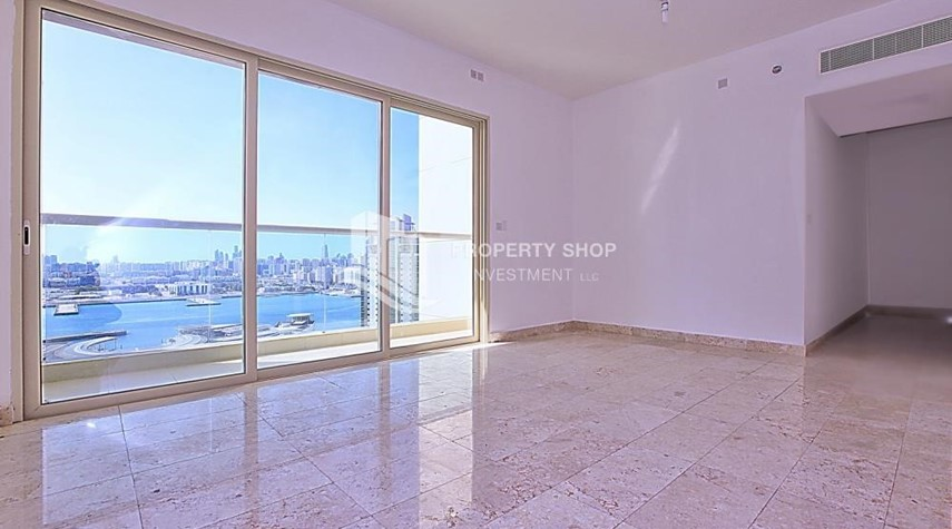 Bedroom-Have a blast living in a comfortable 2BR Apartment with Balcony!