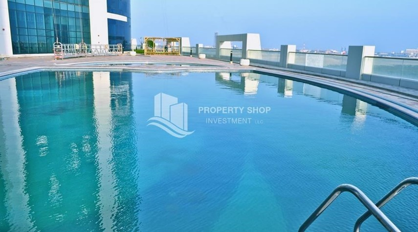 Facilities-Mid Floor Unit with Sea View + Parking.