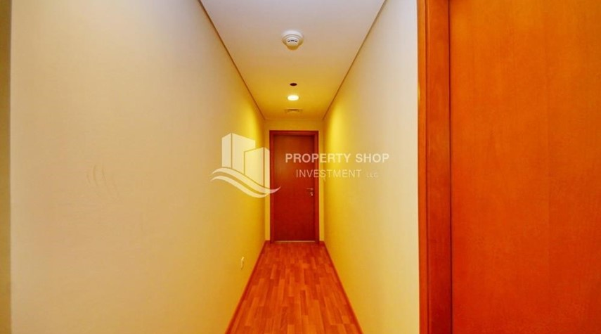 Corridor-Huge 1+1 BR Apartment Ready to move in Now!