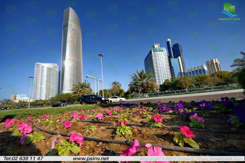 Furnished Studio Apartment For Rent In Abu Dhabi