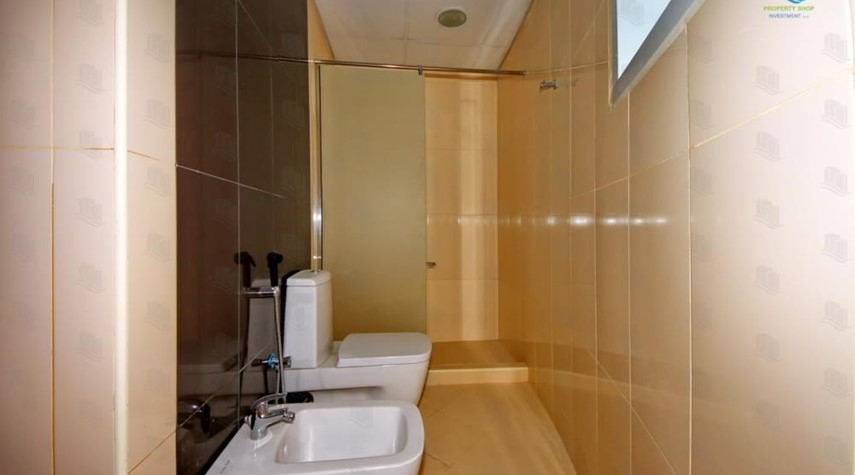 Bathroom-1BR apartment high floor  with sea view for sale in ALREEM ISLAND!!!