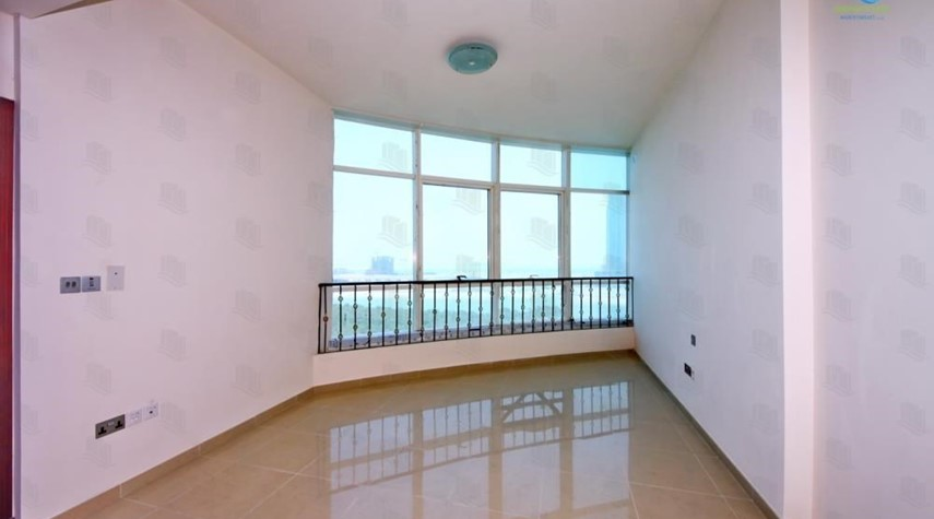 Bedroom-1BR apartment high floor  with sea view for sale in ALREEM ISLAND!!!