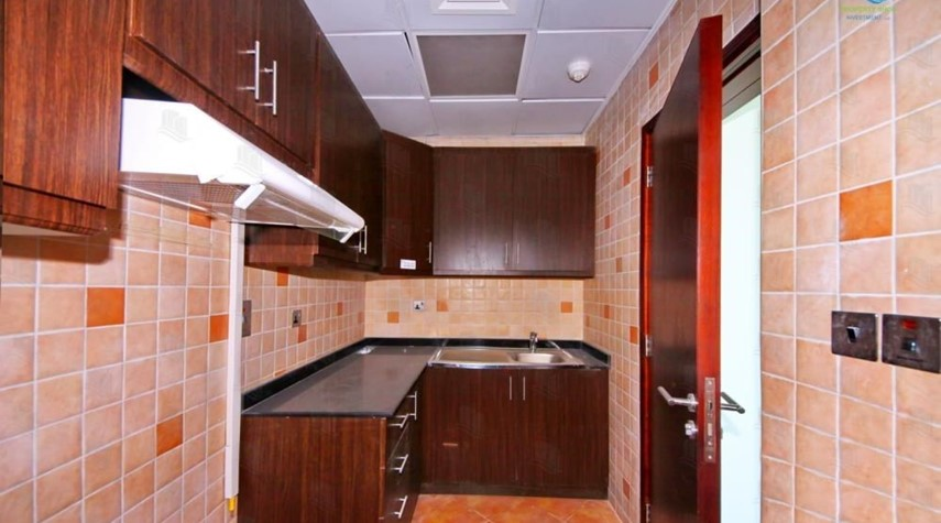 Kitchen-1BR apartment high floor  with sea view for sale in ALREEM ISLAND!!!