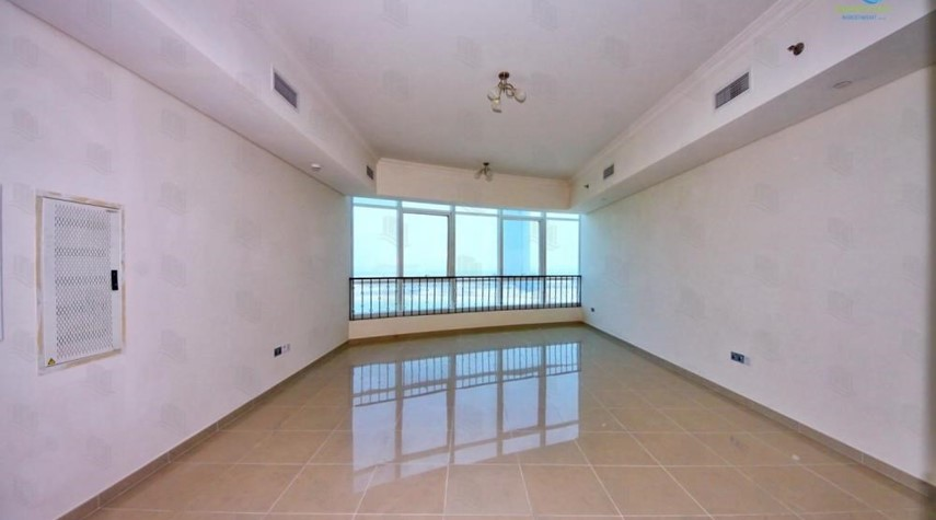 Living Room-1BR apartment high floor  with sea view for sale in ALREEM ISLAND!!!