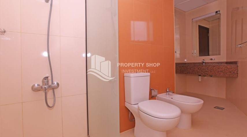Bathroom-Studio apartment available for sale with high ROI