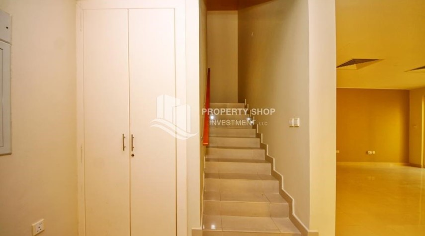 Stairs-Single Row Luxurious TH with spacious Garden- Type S