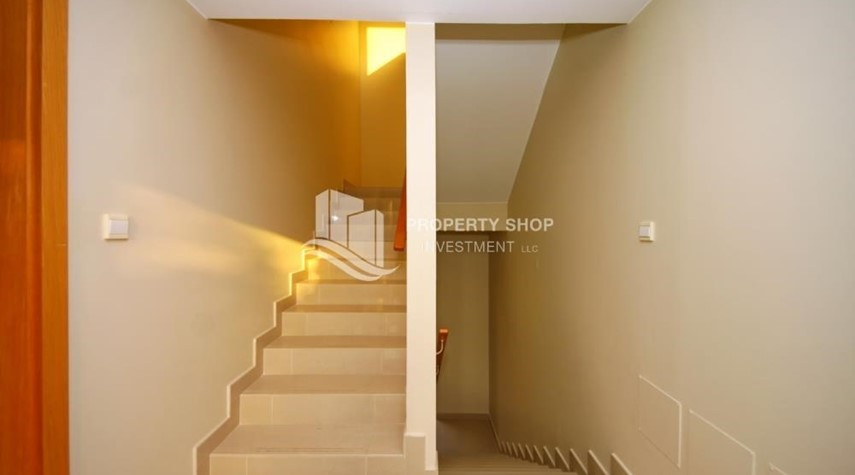 Stairs-High End Corner Villa with Family Living