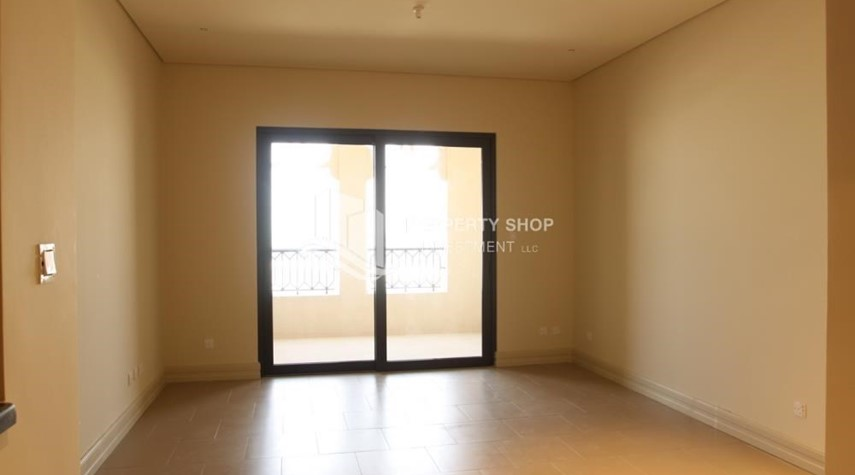 Bedroom-Well Maintained 1BR Apt in Saadiyat Beach Residences Available for rent!