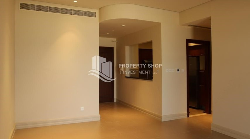 Foyer-Well Maintained 1BR Apt in Saadiyat Beach Residences Available for rent!