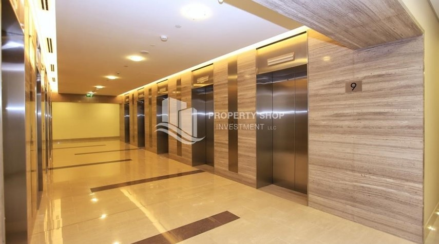Facilities-Prestigious Tower! Shell & Core, Office for rent