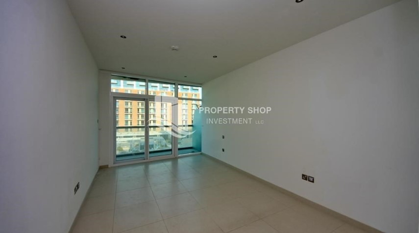 Bedroom- 2 bedrooms with an  amazing view  in al bandar for sale