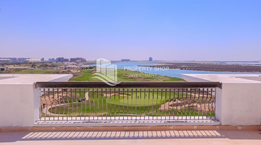 Community-Newly Handed Over, Road View Apt in Yas Island