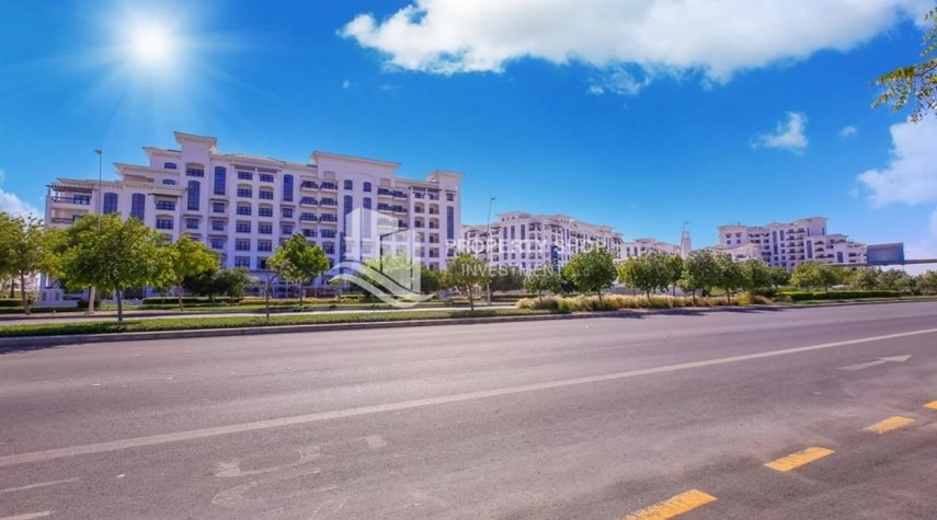 Property-Newly Handed Over, Road View Apt in Yas Island