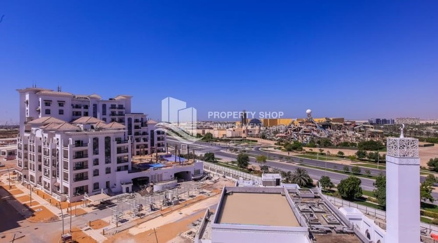 Community-3 bedroom apartment for sale in Ansam.