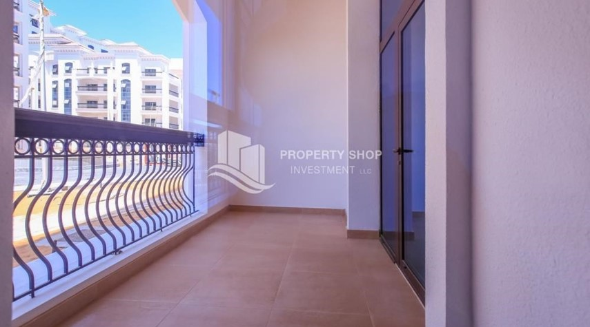 Balcony-Brand new 2BR Apt with breathtaking island view.