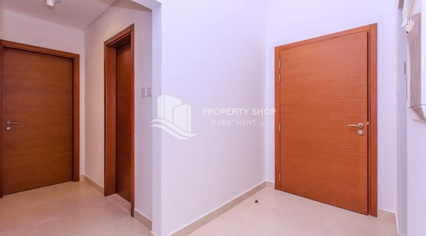 Hall-Brand new 2BR Apt with breathtaking island view.