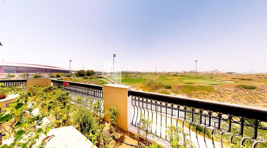 Community-Brand new 3BR unit with golf course view.