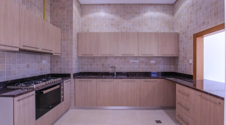 Kitchen-Experience luxury in this exquisite property in Ansam.