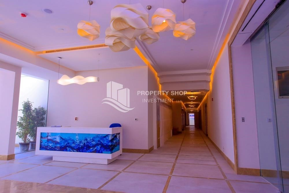 Lobby-Luxurious 3+M BR Apt with Private Terrace/Garden.