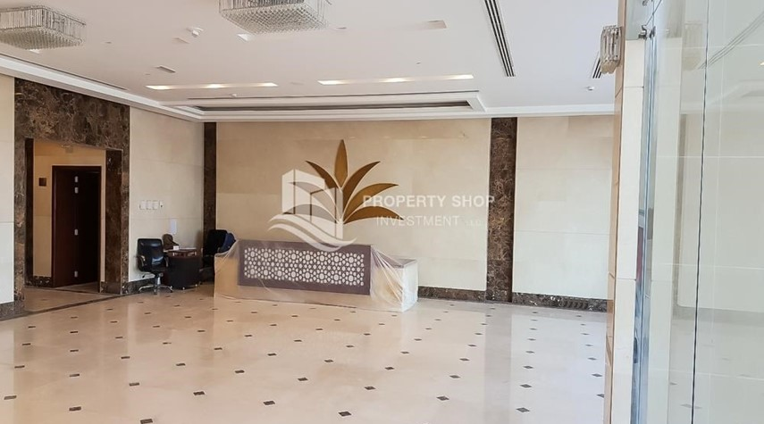 Reception-Brand New Huge Apt with full facilities