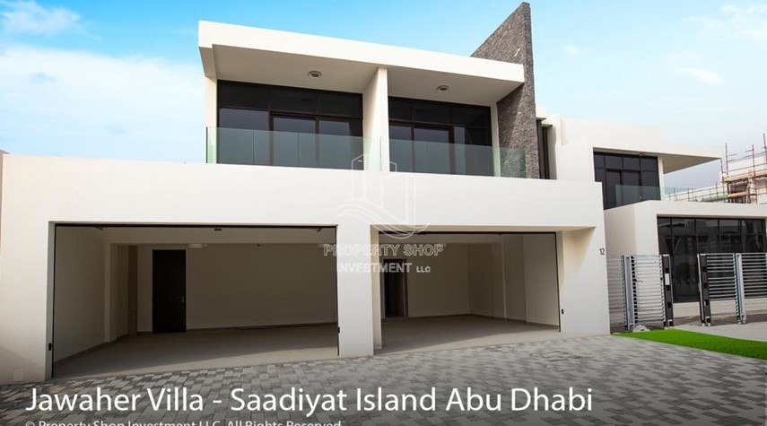 Property-High End Middle Double Row Villa with Flexible payment plans