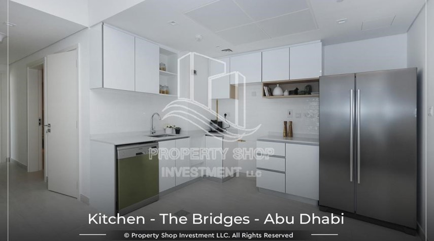 Kitchen-3 bedrooms below original price for sale - to move in now