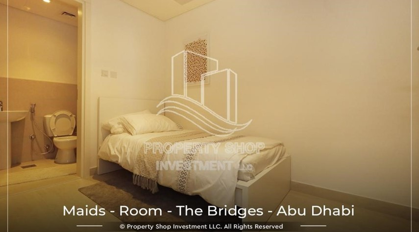 Maid Room-3 bedrooms below original price for sale - to move in now