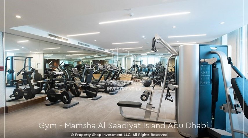 Facilities-4% Discount  on a Brand new investment opportunity in Mamsha Al Saadiyat. Call PSI to get details now.