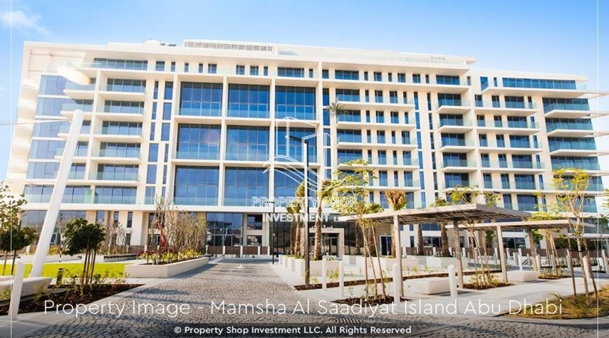Property-4% Discount  on a Brand new investment opportunity in Mamsha Al Saadiyat. Call PSI to get details now.