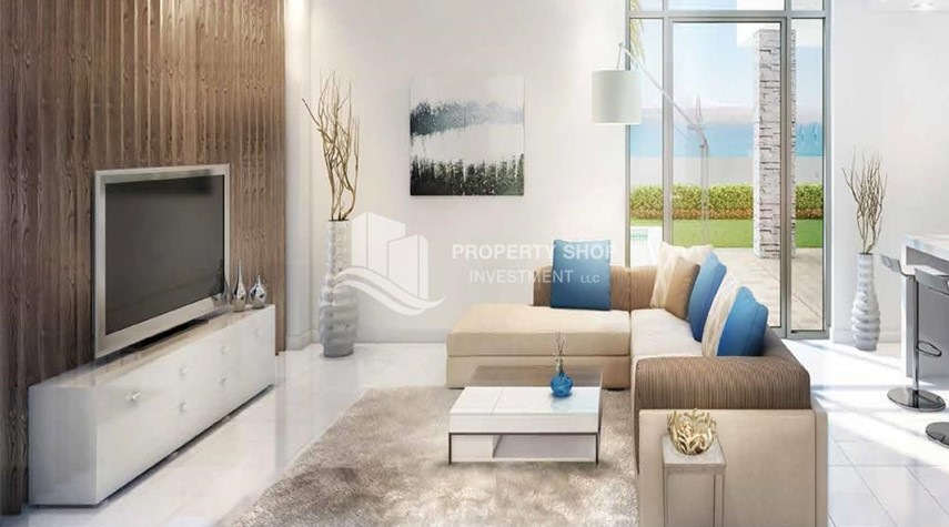 Living Room-TH in Prime location with high end facilities