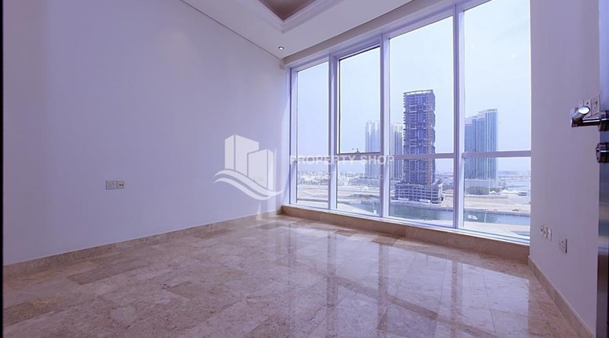 Bedroom-High End New 2+M Apt with Louvre view.