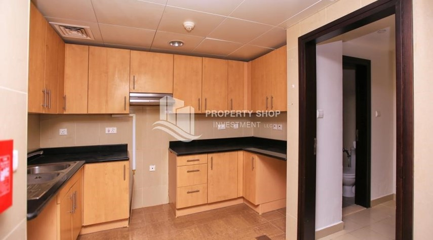 Kitchen-2BR high floor apt  SEA VIEW AVAILABLE for Sale!
