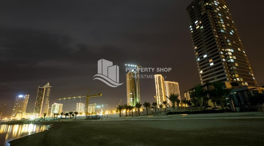 Community-Inspiring view in a Brand New Tower, Al Qurm View